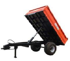 landforce TIPPING TRAILER (SINGLE TYRE) harvester