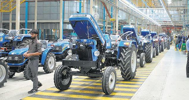 Sonalika Tractor ITL sales increase by 17.6% globally in Q1 FY'18